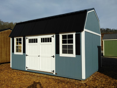 Portable Buildings - Southern Backyard Living